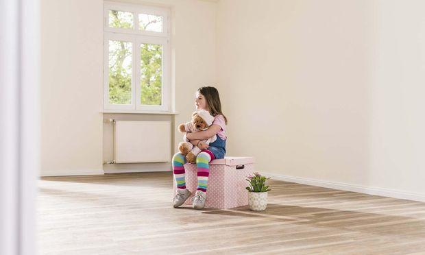 Viel Platz ist eines der Grundbedürfnisse junger Familien.