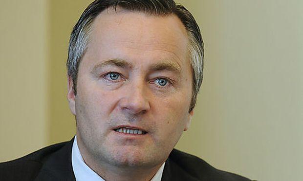 Ametsreiter ortet einen Korruptionsverdacht bei Osteuropa-Käufen