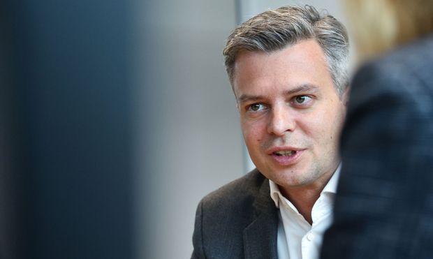Telekom-Boss Thomas Arnoldner will heuer noch mehr investieren.