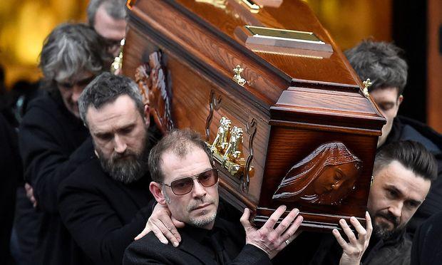 Verstorbene Cranberries-Sängerin Dolores O'Riordan wird am Dienstag beigesetzt