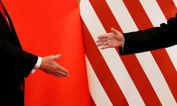 China bietet Trump Milliarden-Käufe von US-Produkten an