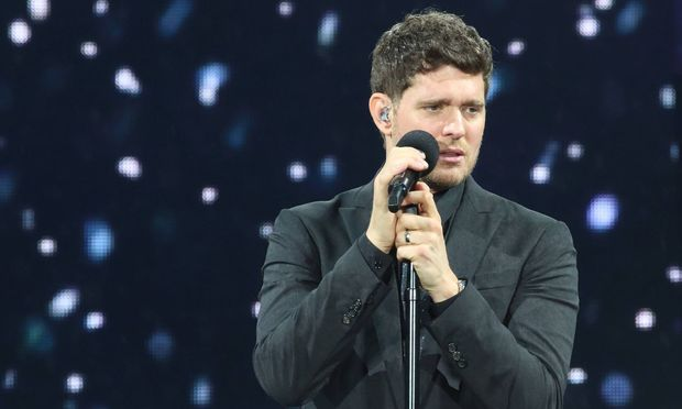 Sänger Michael Bublé beendet Karriere für krebskranken Sohn