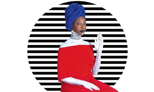 Die malische Singer-Songwriterin produziert in Europa genuin afrikanische Musik. / Bild: Aida Muluneh