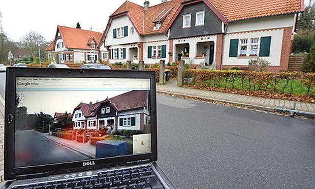 GERMANY GOOGLE STREET VIEW