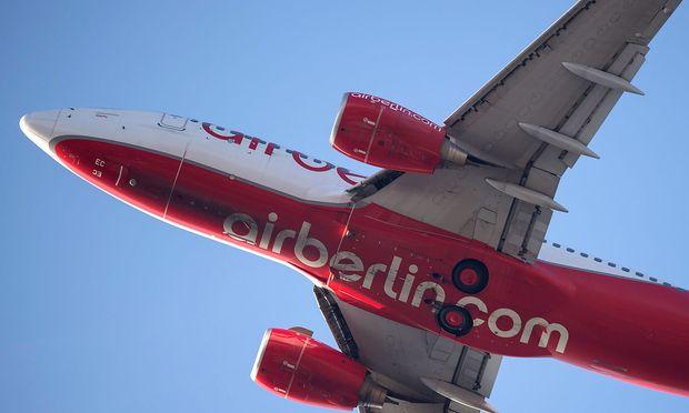 Air Berlin kooperiert mit US-Fluglinie