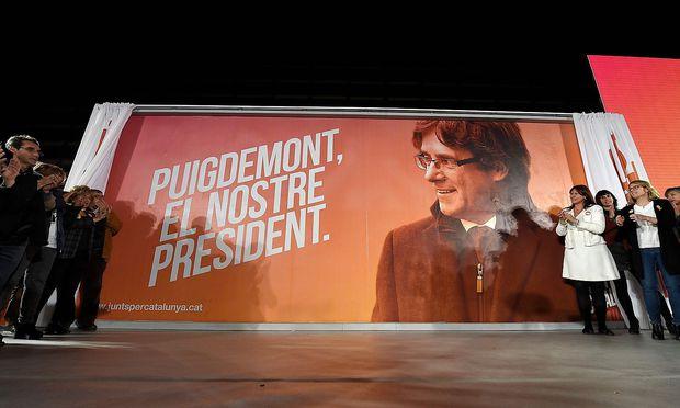 Spanien zieht europäischen Haftbefehl für Puigdemont zurück
