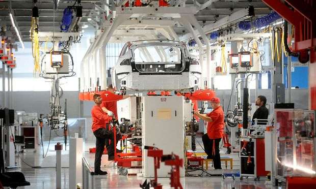 Tesla verhandelt über Fabriksstandort in Europa