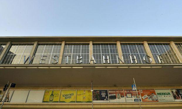 Archivbild: Wiener Westbahnhof