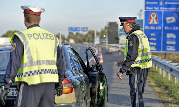 An den Grenzen zu Slowenien und Ungarn darf Österreich noch bis Mitte Februar kontrollieren.