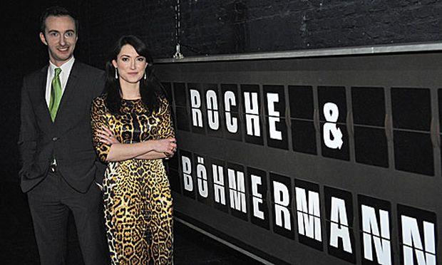 Roche Boehmermann Talkshow keine