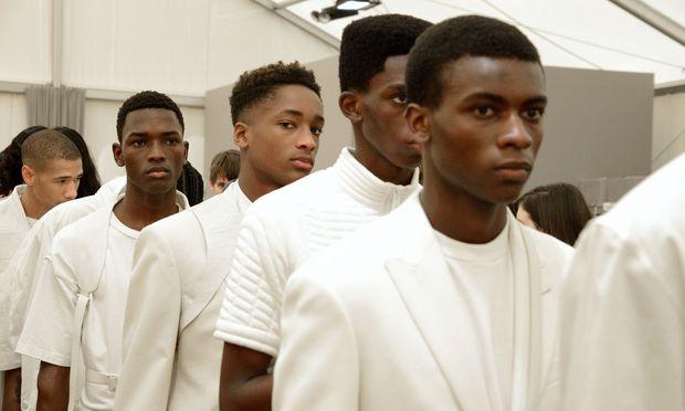 Neuer Blick. Unter der Ägide von Virgil Abloh wird die Männerlinie von Louis Vuitton dezidiert vielfältiger.