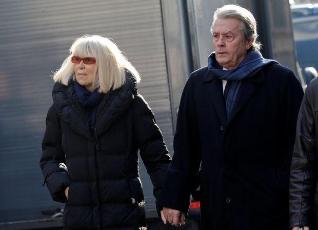 Mireille Darc: Die französische Schauspielerin ist tot