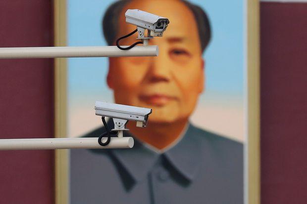 China spannt sein Überwachungsnetz immer enger um die 1,4 Milliarden Einwohner – und die Privatwirtschaft hilft mit. / Bild: (c) REUTERS (Damir Sagolj)