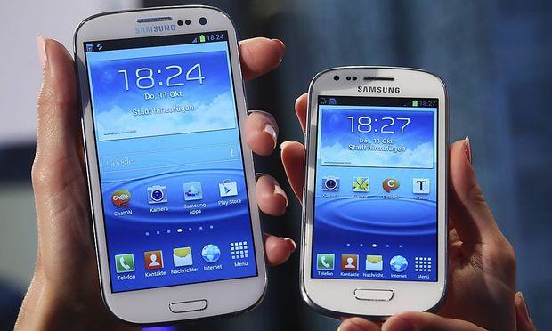 Samsung will 2013 eine halbe Milliarde Handys verkaufen