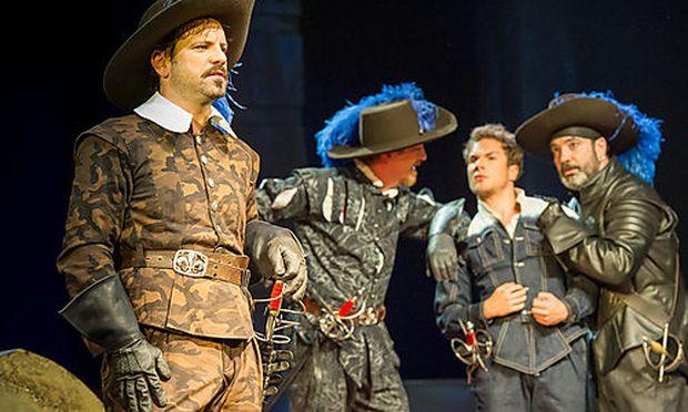 Theater der Jugend / Die drei Musketiere (Theater im Zentrum)
