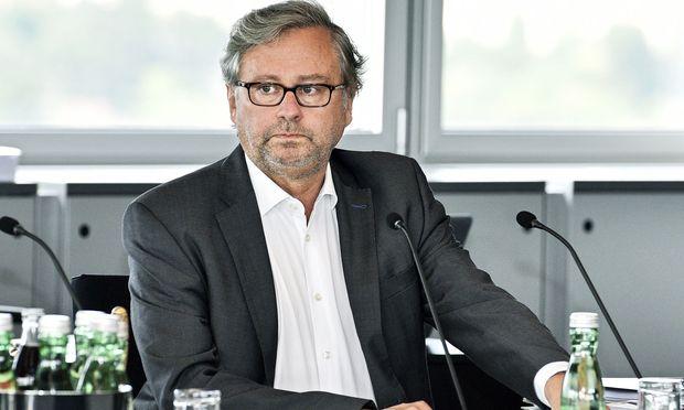 ORF-Generaldirektor Alexander Wrabetz.