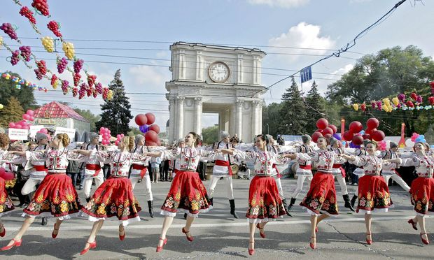 MOLDOVA NATIONAL WINE FESTIVAL