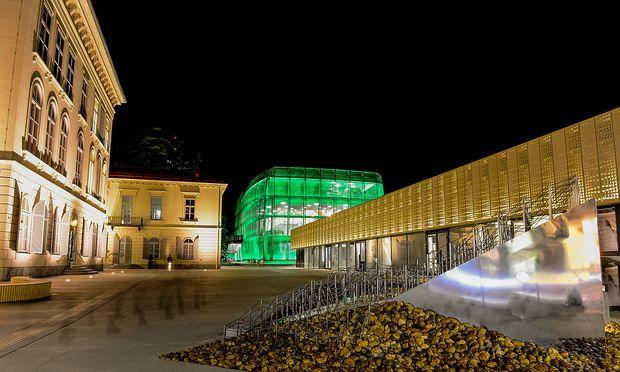 Campus der Kunstuni Graz