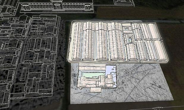 Quartiere der Garde in Carnuntum entdeckt