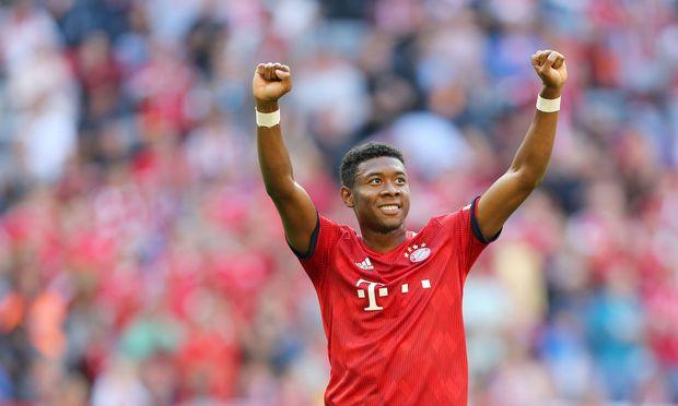 SOCCER - 1. DFL, Bayern vs Leverkusen
