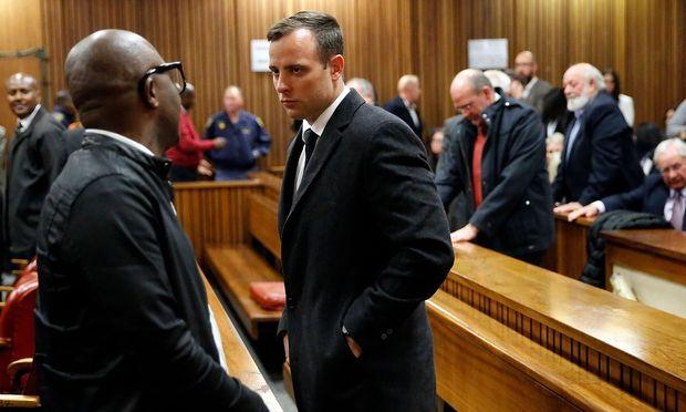 Oscar Pistorius muss in Haft bleiben