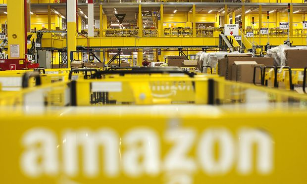 Inside New Amazon.com Inc.'s Fulfilment Center