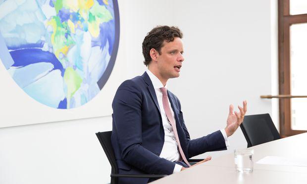 """""""Raucher bleiben ihren Marken treu"""", sagt Investmentspezialist Jan Vormoor."""