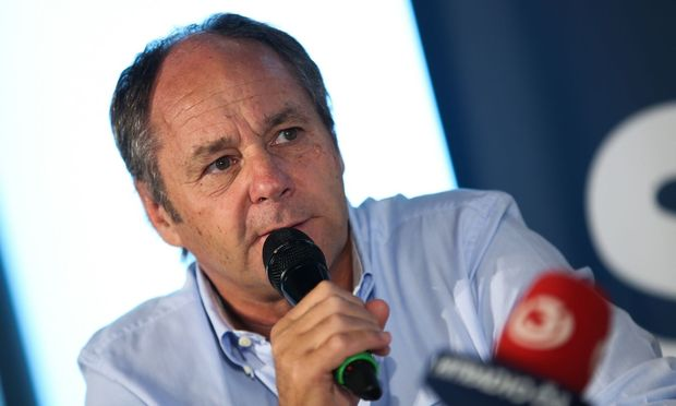 Gerhard Berger sieht die DTM für 2019 gut aufgestellt.