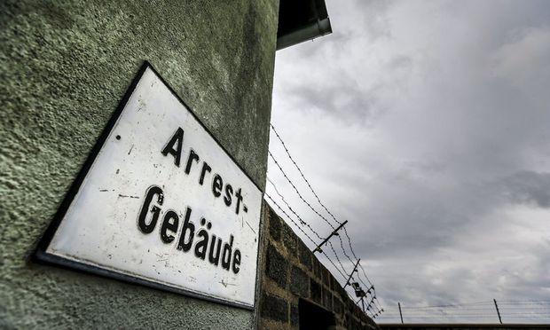 Ehemaliges KZ Mauthausen