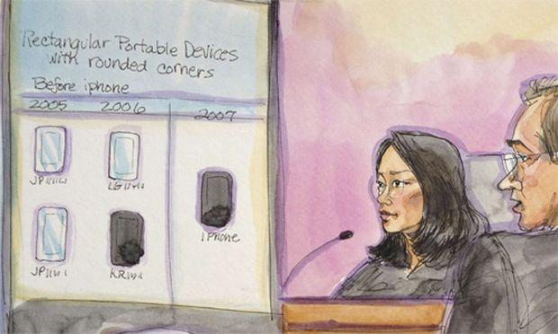Apple Samsung vernichtet Beweise