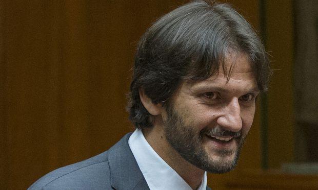 Innenminister Robert Kaliňák.