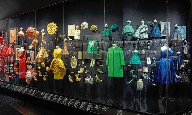 Blockbuster. 500 Objekte in elf Themengebieten sind ausgestellt.