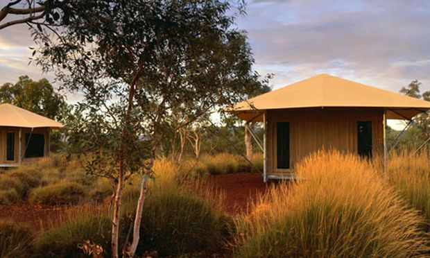Insidertipp Luxus Camping Outback