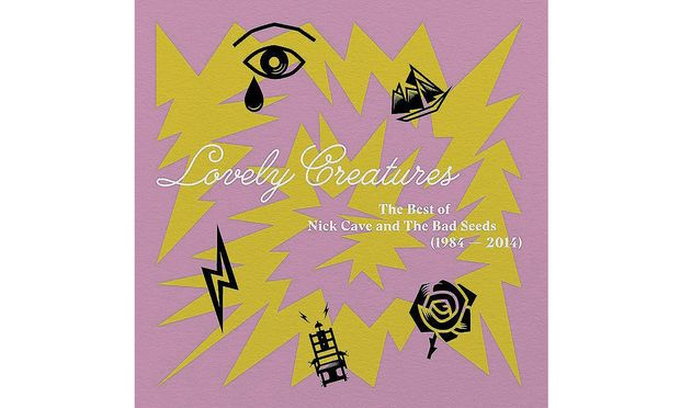 """Lovely Creatures"": eine Werkschau von Nick Cave and the Bad Seeds."