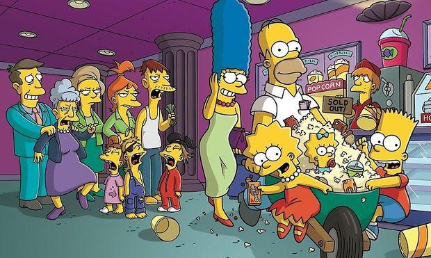 Die Simpsons So Viele Folgen Wie Noch Keine Us Serie Zuvor