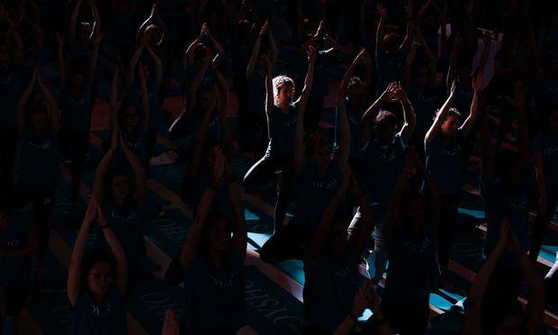 Yogalehrerinnen distanzieren sich: Sex zwischen Lehrern und Schülern ist im Yoga ein absolutes No-Go. (Symbolbild)
