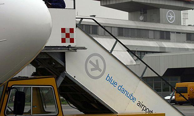 Symbolbild Flughafen Linz