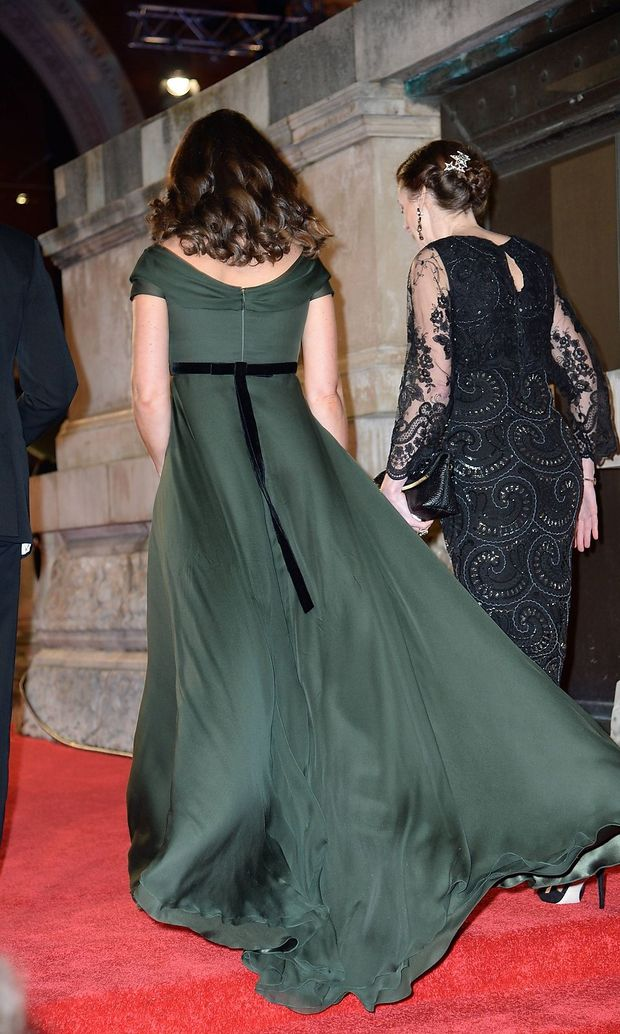 BAFTA Film Awards 2018 Arrivals London The Duchess of Cambridge attending the EE British Academy