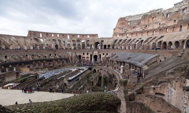 Wer das Kolosseum von innen sehen will, muss zukünftig tiefer in die Tasche greifen.