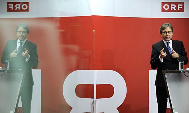 ORFWahl Generaldirektor Wrabetz kandidiert