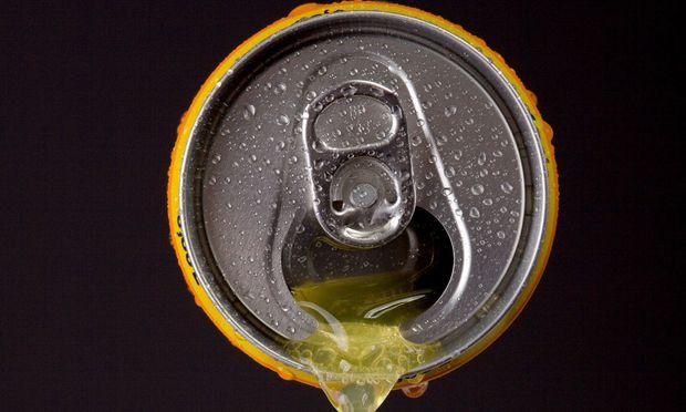 Zuckerhältige Getränke gelten als Hauptproblem.