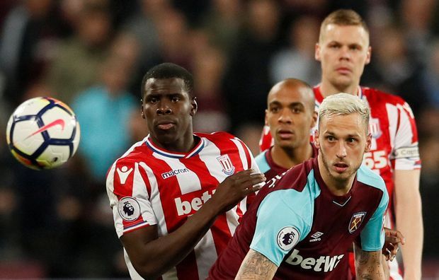 Premier League - West Ham United vs Stoke City