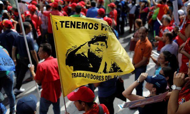Dutzende Verletzte bei Antiregierungsprotesten in Venezuela