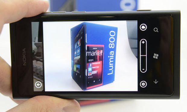 Lumia Test Solider Neuanfang