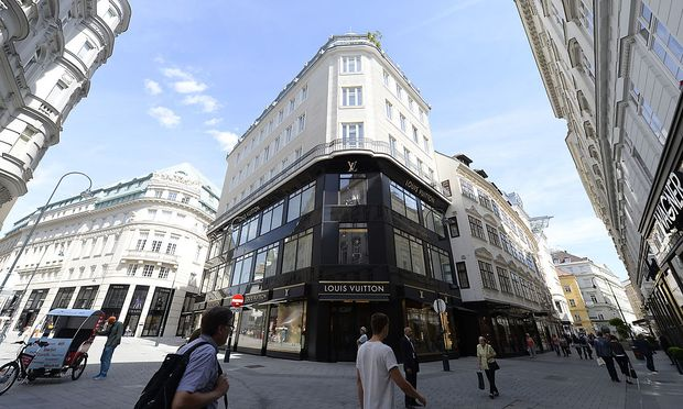 Goldenes Quartier in Wien