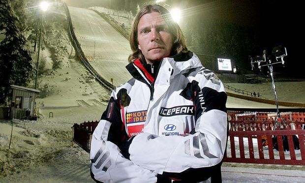 Einer der erfolgreichsten Skispringer aller Zeiten: Janne Ahonen plant sein Comeback.