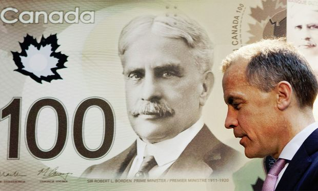 Kanada Wenn Geld schmilzt