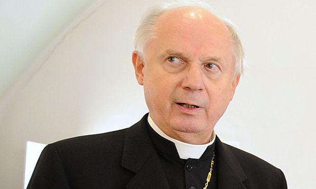 Grazer Bischof Egon Kapellari