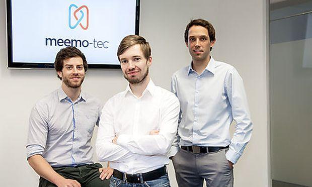 von links nach rechts: Christian Pendl (Geschäftsführer), Manfred Weiss (Ideengeber, Entwickler und Koordinator) und Ralph Gruber (Entwickler und Organisationstalent)