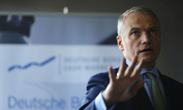 Justiz - Ermittlungen gegen Ex-Börsen-Chef Kengeter eingestellt